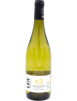 Domain Uby N°3 – White wine from Sud Ouest