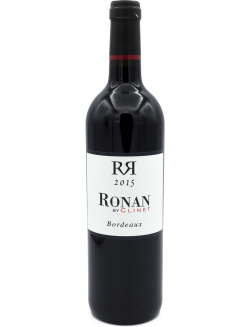 Château Ronan by Clinet 2015 – Red Wine