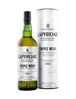 Laphroaig Triple Wood - Schotse whisky