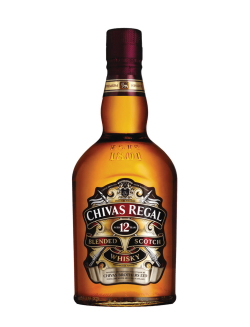 Chivas Regal 12 Year Old - Schotse whisky