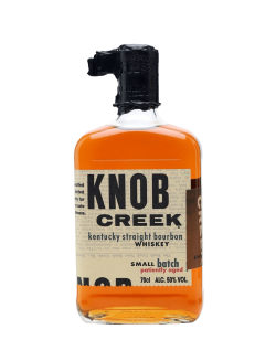 Knob Creek Kentucky Straight Bourbon Whiskey - American Whiskey