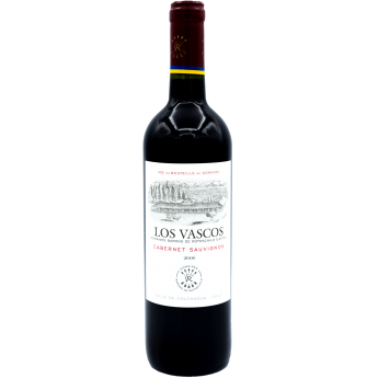 Los Vascos - Valle de Colchagua - 2018 - Chilean Red Wine