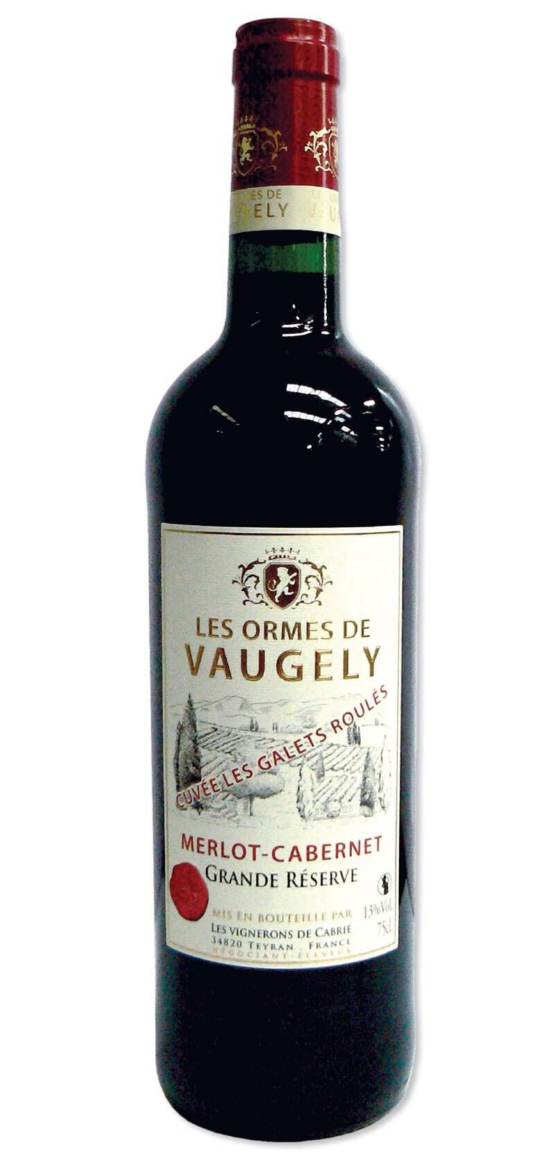 Les Ormes de Vaugely - Red Wine