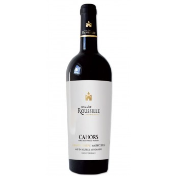 Domaine Roussille - Cahors - Vin rouge