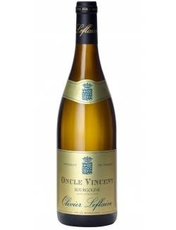 "Olivier Leflaive - Burgundy Cuvée ""Oncle Vincent"" - 2015 - White wine"