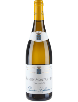 "Olivier Leflaive - Puligny-Montrachet ""Enseignères"" - 2017 - White wine"