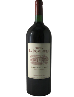 Château la Dominique - Red wine - Saint-Emillion great classified growth