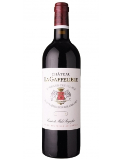 "Château la Gaffelière 2016  -  Saint-Emilion 1er Appellation  grand cru classified ""B""-red wine"