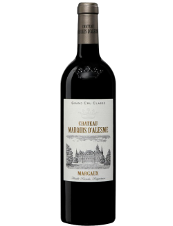 Château Marquis d'Alesme 2013 - Margaux appellation - Red wine