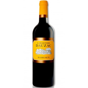Labastide Dauzac 2016 - Red wine - Margaux appellation