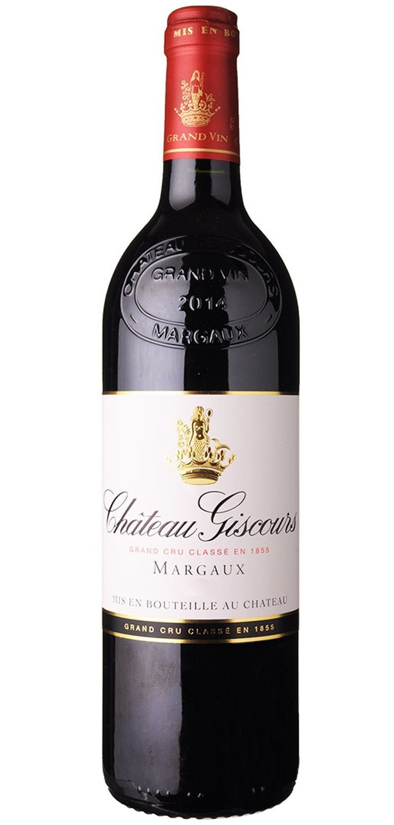 Château Giscours 2017 – Appellation Margaux – Vin rouge
