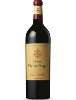 Château Phélan Ségur 2016 - Saint-Estèphe appellation - Red wine