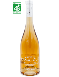 "Made in Camargue - ""Terres Sauvages"" Gris - Rosé Wine - Bio"