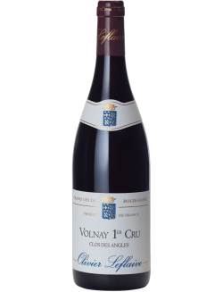 Olivier Leflaive - Volnay - Clos des Angles - 2011 - Rode wijn